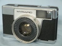'  Myrapid  ' Mamiya  Myrapid Vintage Camera   £19.99
